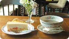 ある日のケーキ 1